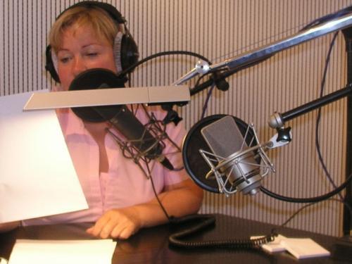 Daniela Hoffmann -Die deutsche Stimme von Julia Roberts